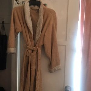 Other - open to offers Nude Colored Bathrobe